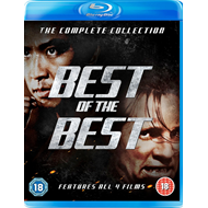 Best Of The Best - The Complete Collection (UK-import) (BLU-RAY)