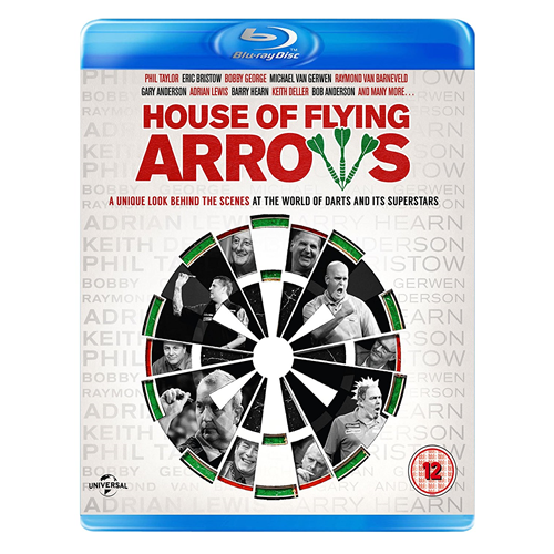 House Of Flying Arrows (UK-import) (BLU-RAY)