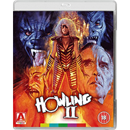 Howling II (UK-import) (BLU-RAY)