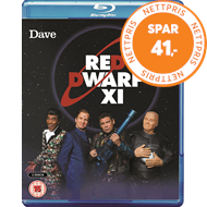 Produktbilde for Red Dwarf XI (UK-import) (BLU-RAY)