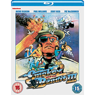 Produktbilde for Smokey And The Bandit 3 (UK-import) (BLU-RAY)