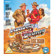 Smokey And The Bandit Ride Again (UK-import) (BLU-RAY)