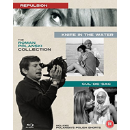 The Roman Polanski Collection (UK-import) (BLU-RAY)