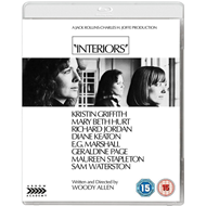 Interiors (UK-import) (BLU-RAY)