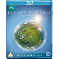 Planet Earth II (UK-import) (BLU-RAY)