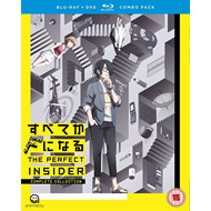 The Perfect Insider (UK-import) (Blu-ray + DVD)