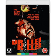 The Driller Killer (UK-import) (Blu-ray + DVD)