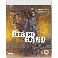 The Hired Hand (UK-import) (Blu-ray + DVD)