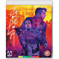 Produktbilde for To Live And Die In LA (UK-import) (Blu-ray + DVD)
