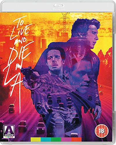 To Live And Die In LA (UK-import) (Blu-ray + DVD)
