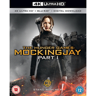 The Hunger Games: Mockingjay - Part 1 (UK-import) (4K Ultra HD + Blu-ray)