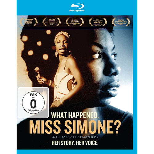 Nina Simone - What Happened Miss Simone? (BLU-RAY)