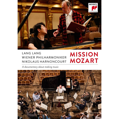 Mission Mozart - A Documentary About Making Music (BLU-RAY)