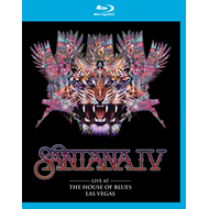 Santana - Live At The House Of Blues, Las Vegas (BLU-RAY)