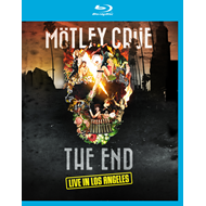 Mötley Crüe - The End: Live In Los Angeles (UK-import) (BLU-RAY)