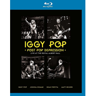 Iggy Pop - Post Pop Depression: Live At The Royal Albert Hall (BLU-RAY)