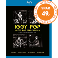 Produktbilde for Iggy Pop - Post Pop Depression: Live At The Royal Albert Hall (BLU-RAY)