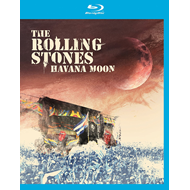 The Rolling Stones - Havana Moon (UK-import) (BLU-RAY)