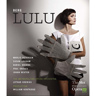 Produktbilde for Berg: Lulu (BLU-RAY)