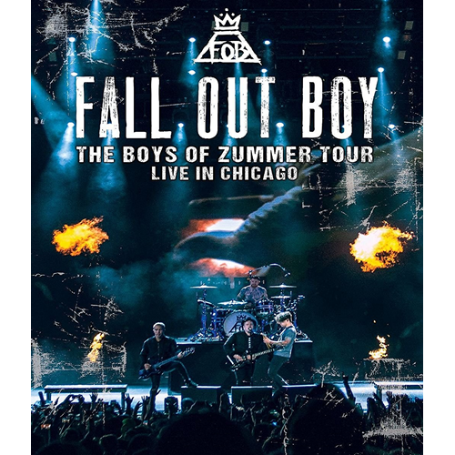 Fall Out Boy - The Boys Of Zummer Tour: Live In Chicago (BLU-RAY)