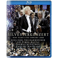 Silvesterkonzert/New Year's Eve Concert 2008 (BLU-RAY)