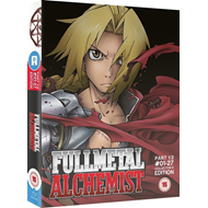 Fullmetal Alchemist - Part 1/2 (UK-import) (BLU-RAY)