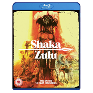 Shaka Zulu (UK-import) (BLU-RAY)