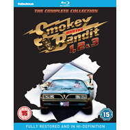 Smokey And The Bandit - 1,2,3 (UK-import) (BLU-RAY)