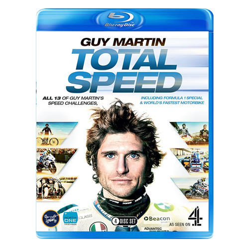 Total Speed (UK-import) (BLU-RAY)