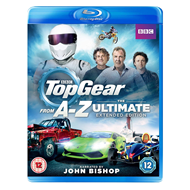 Top Gear - From A - Z:  The Ultimate Extended Edition (UK-import) (BLU-RAY)