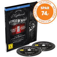 Produktbilde for Nightwish - Vehicle Of Spirit (BLU-RAY)
