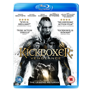 Kickboxer: Vengeance (UK-import) (BLU-RAY)