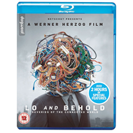 Lo And Behold, Reveries Of The Connected World (UK-import) (BLU-RAY)