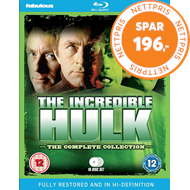 Produktbilde for The Incredible Hulk - The Complete Collection (UK-import) (BLU-RAY)