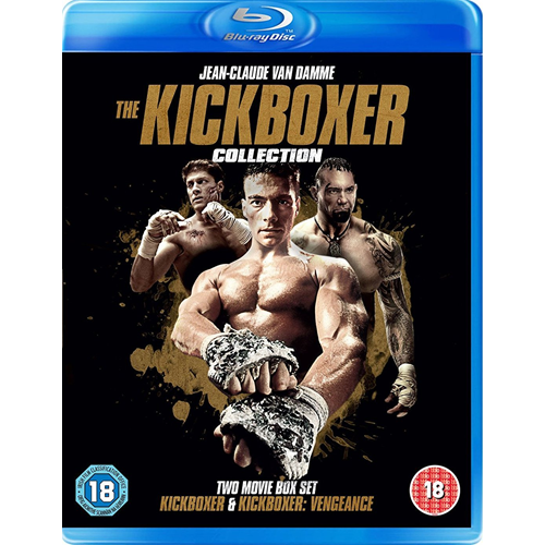 The Kickboxer Collection (UK-import) (BLU-RAY)
