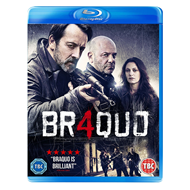 Braquo - Sesong 4 (UK-import) (BLU-RAY)