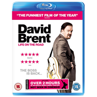 David Brent - Life On The Road (UK-import) (BLU-RAY)