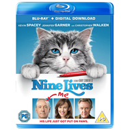 Nine Lives (UK-import) (BLU-RAY)