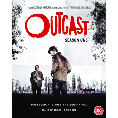 Outcast - Sesong 1 (UK-import) (BLU-RAY)