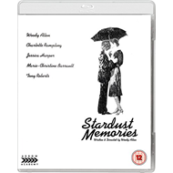 Stardust Memories (UK-import) (BLU-RAY)