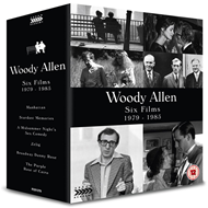 Woody Allen - Six Films: 1979 - 1985 (UK-import) (BLU-RAY)