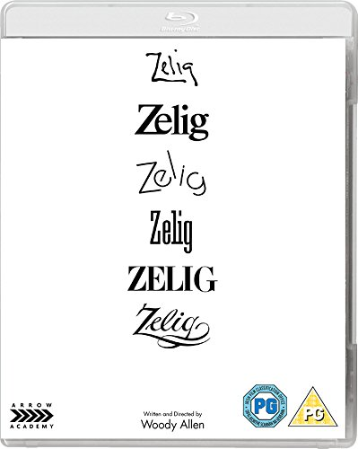 Zelig (UK-import) (BLU-RAY)