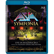 Produktbilde for Asia - Symfonia: Live In Bulgaria 2013 (BLU-RAY)