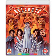 Hellgate (UK-import) (BLU-RAY)