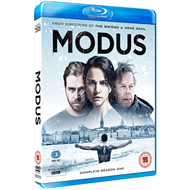 Modus (UK-import) (BLU-RAY)