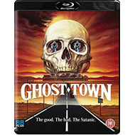 Ghost Town (UK-import) (BLU-RAY)