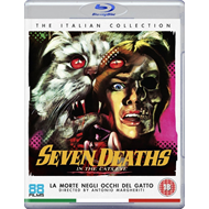 Seven Dead In The Cat's Eye (UK-import) (BLU-RAY)