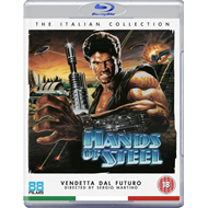 Hands Of Steel (UK-import) (BLU-RAY)