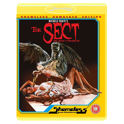 The Sect (UK-import) (BLU-RAY)