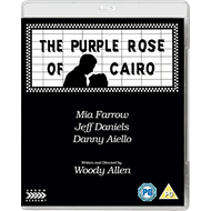 Produktbilde for The Purple Rose Of Cairo (UK-import) (BLU-RAY)